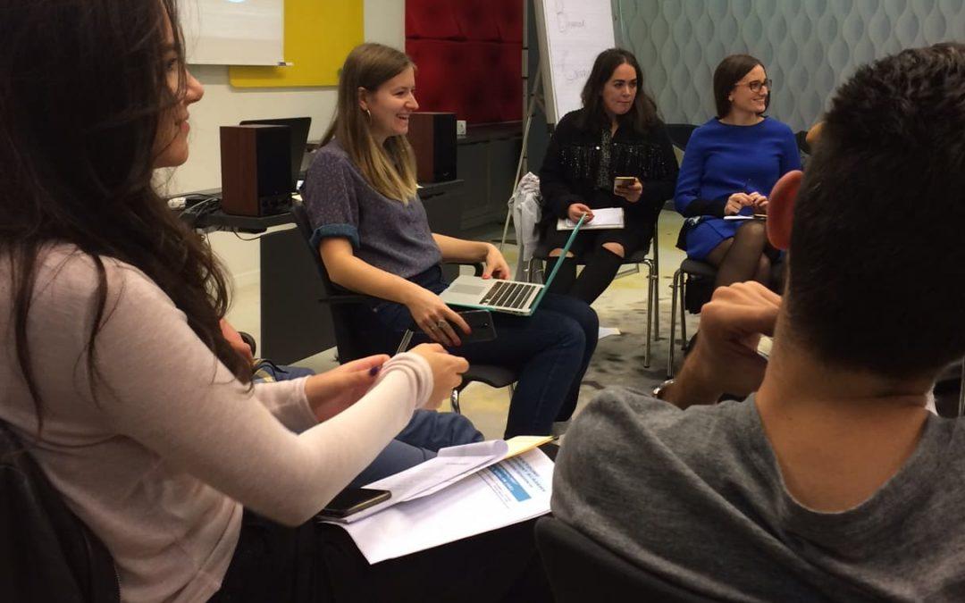 Radicalisation Awareness Network – Creative Video Production Workshop
