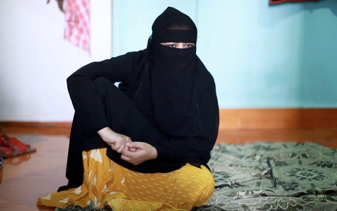 Burqa Bikini Wax